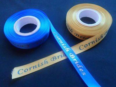 15mm PERSONALISED RIBBON (sold per metre)