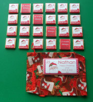 SECRET SANTA ADVENT (mini chocs, love hearts or mixed)