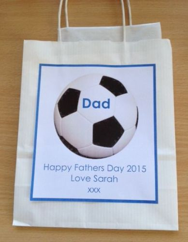 FOOTBALL - gift bag