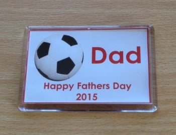 FOOTBALL magnet (2 sizes)
