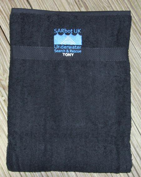 SARbot Towel