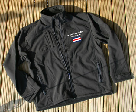 Contender Soft Shell Jacket