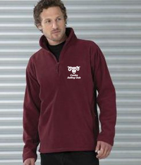 Combs SC 1/4 Zip Fleece