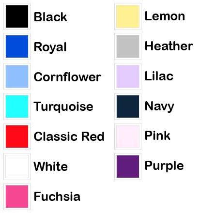 H121 Colours