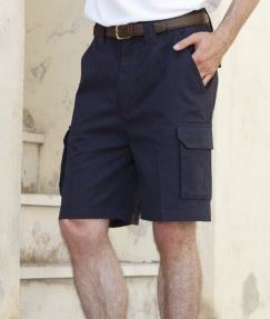 Byte H625 Henbury Cargo Shorts