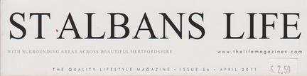 st albans life logo