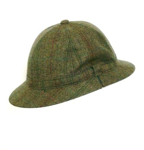 Tweed Stalker Hat