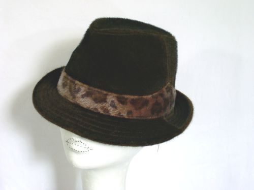 Ladies Trilby