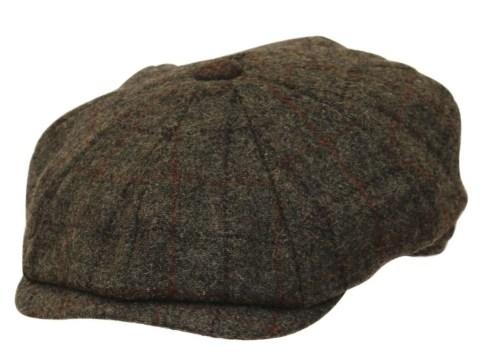 Denton Wool Gatsby Cap DT75
