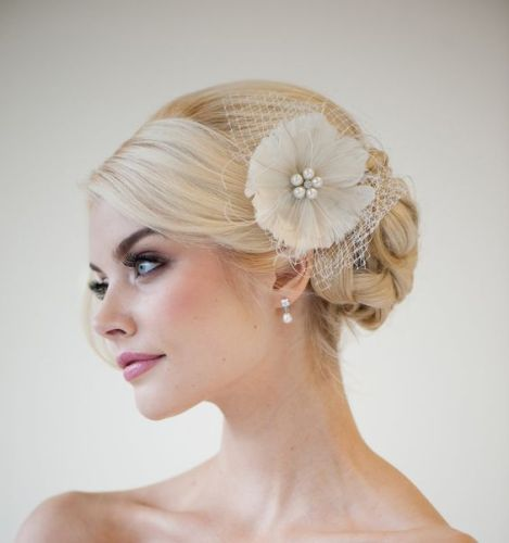 Bridal headpiece - dates to be decided