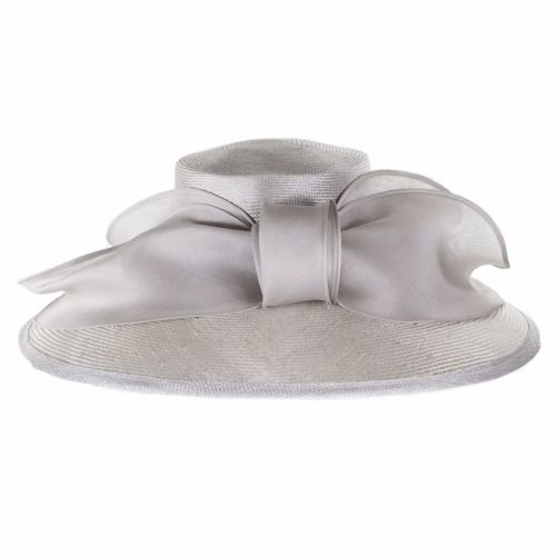 Whiteley hat 123/406 in pale silver grey