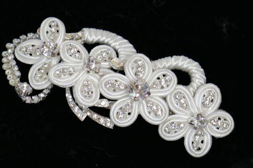 LJ-LP626 bridal clip