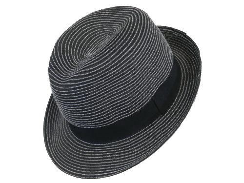 Stitched Trilby S72 Dark Navy
