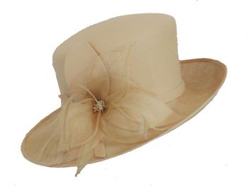 Failsworth Nude Beige Natural Winter Hat 4011