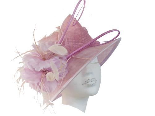 Pale Lilac Pink hat JBM-195