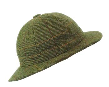 Tweed Stalker Hat Christy's