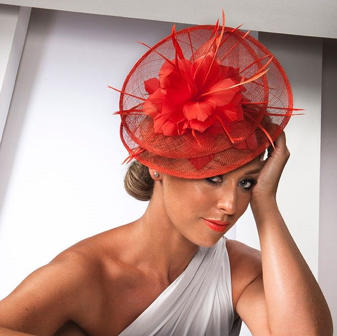 Medium & Larger fascinators & headpieces