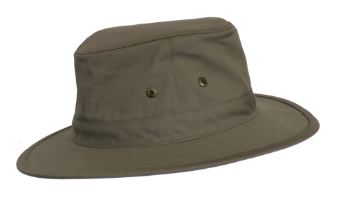 Failsworth Khaki Traveller Hat 100% Cotton
