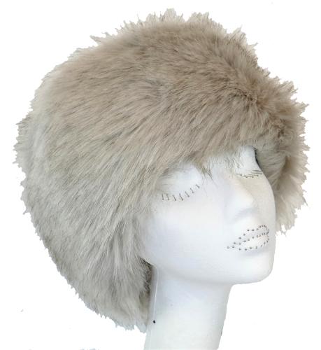 Luxury Faux fur Cossack style hat by Whiteley - SOLAR  WHC-900/002
