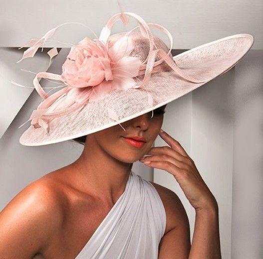 Summer Wedding and Races Hats