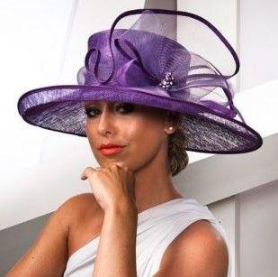 Winter Wedding & Races Hats