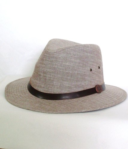 Mens Linen Trilby EH0150