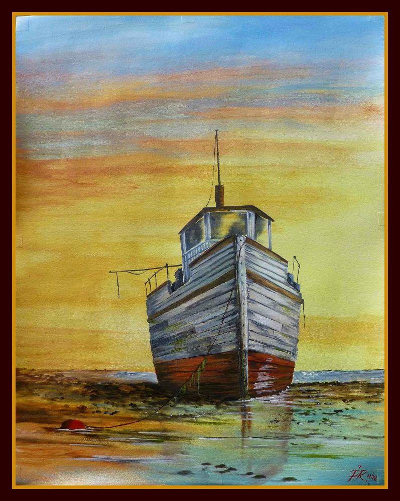 The Old Trawler