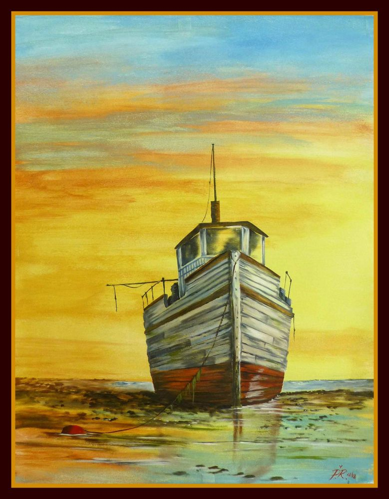 The Old Trawler.