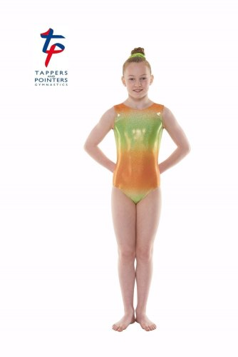 Gymnastic leotard 1