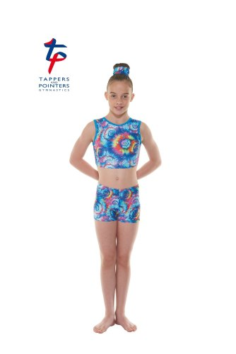 Gymnastic Crop top 8