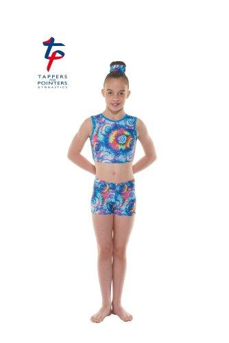 Gymnastic Hipster Shorts 8