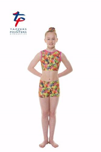 Gymnastic (A) Hipster Shorts 9b