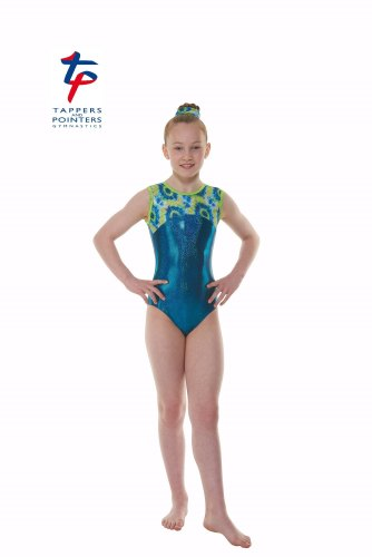 Gymnastic Leotard 9c