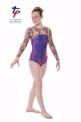 Gymnastic Leotard 9f