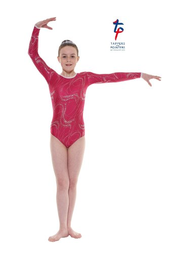 Gymnastic Leotard 9h