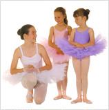 Childs Ballet Lycra Tutu