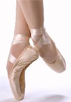 Grishko 2007 pointe shoe