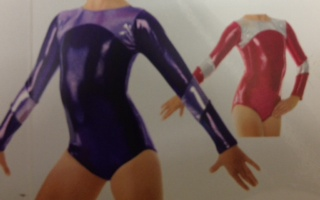 Gymnastic Leotard