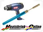 <!-- 020 -->Tools for Shrinking Heat Shrink