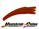 <!-- 008 --> Brown Heatshrink 2:1 Ratio