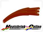 <!-- 008 --> Brown Heatshrink 2:1 Ratio