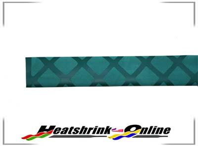 25mm Green Non Slip Textured Heatshrink x 1m
