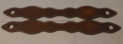 Quality Slobber Straps/Rein Leathers
