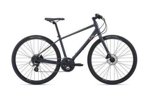 Liv Alight 2 Disc Ladies Fitness Leisure Hybrid Bike