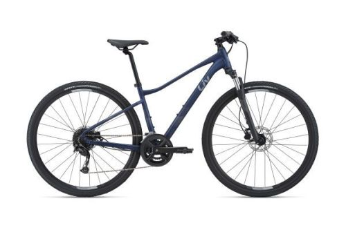 Liv Rove 2 Ladies Front Suspension Leisure Hybrid Bike