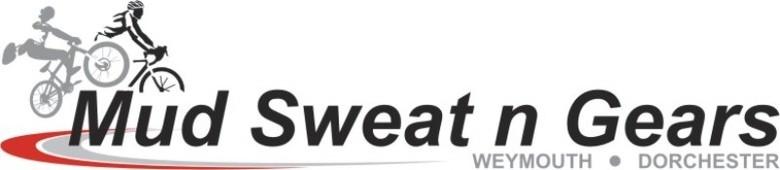mudsweatngears, site logo.