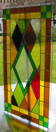 Stained Glass Effect Example