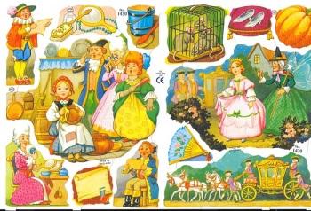 1430 - Fairy Tale Cinderella Mamelok