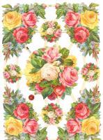 7409 - Tea Rose Roses Flowers Bouquets