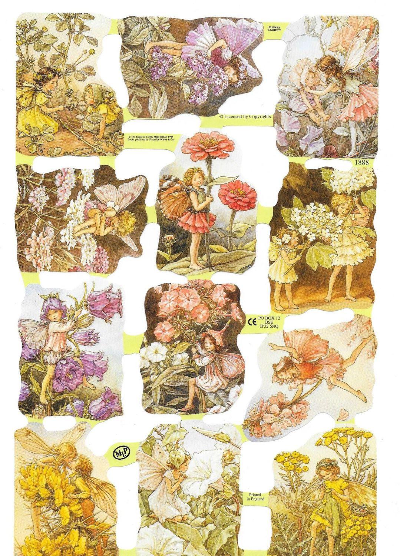 1888 - Cicely Mary Barker Flower Fairys Fairies